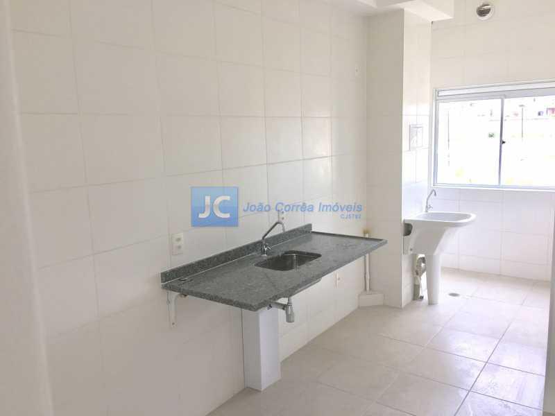 08 - Apartamento 3 quartos à venda Jacarepaguá, Rio de Janeiro - R$ 425.000 - CBAP30127 - 9