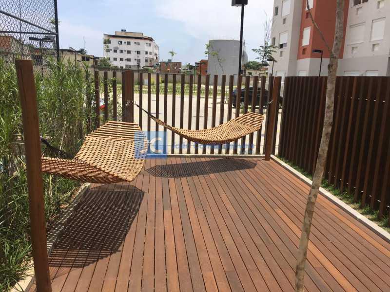 12 - Apartamento 3 quartos à venda Jacarepaguá, Rio de Janeiro - R$ 425.000 - CBAP30127 - 13