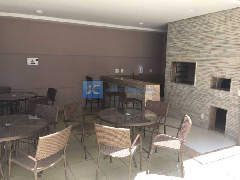 18 - Apartamento 3 quartos à venda Jacarepaguá, Rio de Janeiro - R$ 425.000 - CBAP30127 - 19