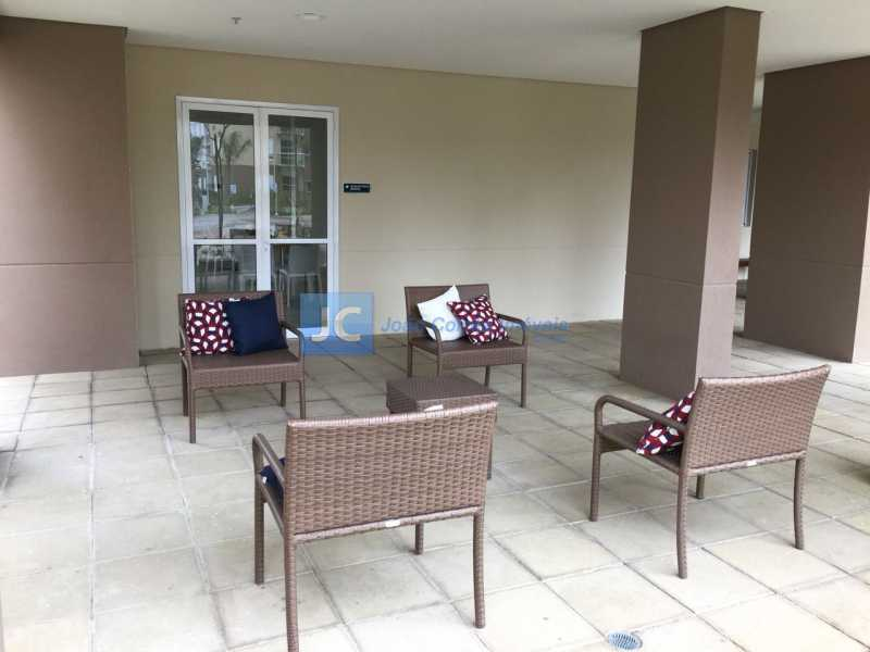 20 - Apartamento 3 quartos à venda Jacarepaguá, Rio de Janeiro - R$ 425.000 - CBAP30127 - 21