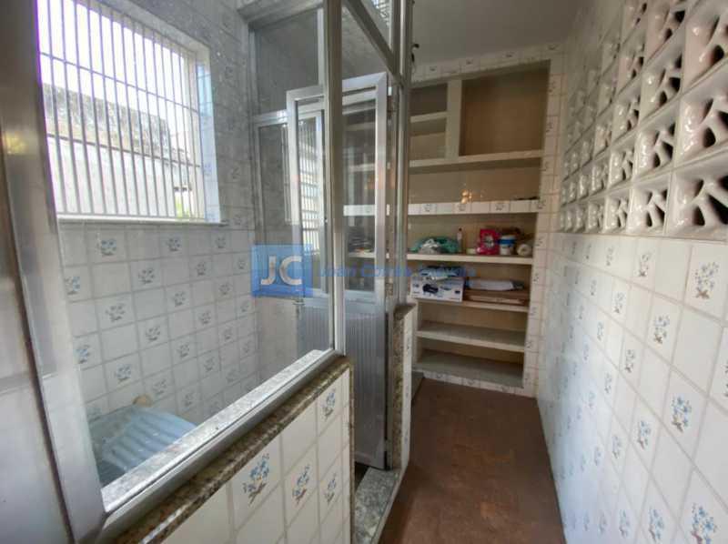 13 - Apartamento à venda Rua Manuel Fontenele,Higienópolis, Rio de Janeiro - R$ 255.000 - CBAP20174 - 14