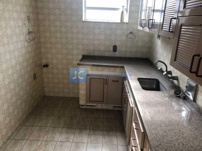 15 - Casa à venda Avenida Dom Hélder Câmara,Pilares, Rio de Janeiro - R$ 1.000.000 - CBCA50002 - 16