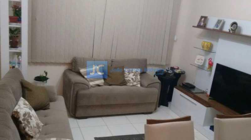 01 - Apartamento À VENDA, Cachambi, Rio de Janeiro, RJ - CBAP20195 - 1