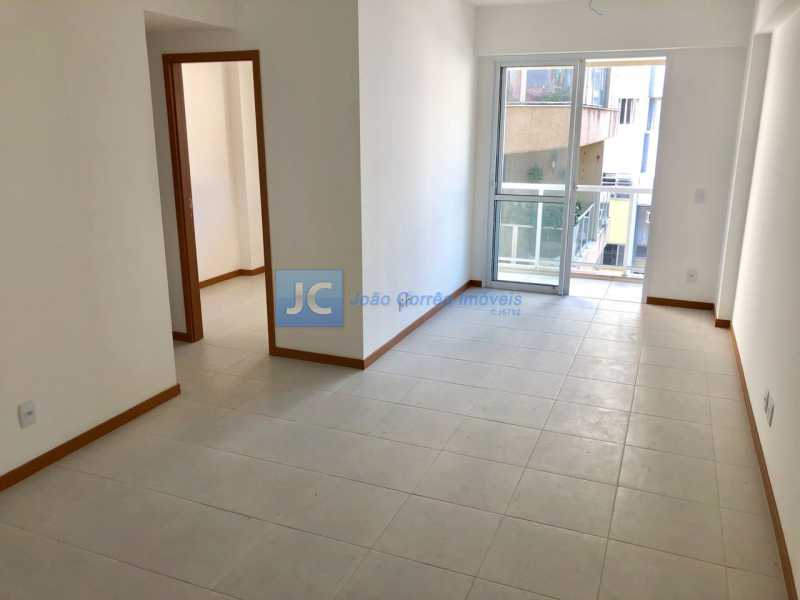 01 - Apartamento À VENDA, Méier, Rio de Janeiro, RJ - CBAP20210 - 1