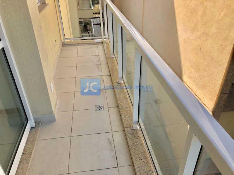03 - Apartamento À VENDA, Méier, Rio de Janeiro, RJ - CBAP20210 - 4