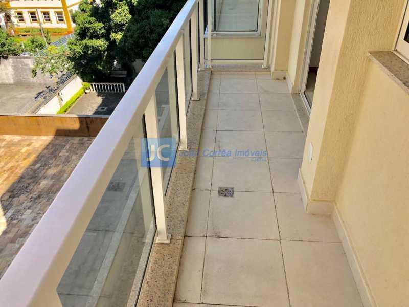 04 - Apartamento À VENDA, Méier, Rio de Janeiro, RJ - CBAP20210 - 5