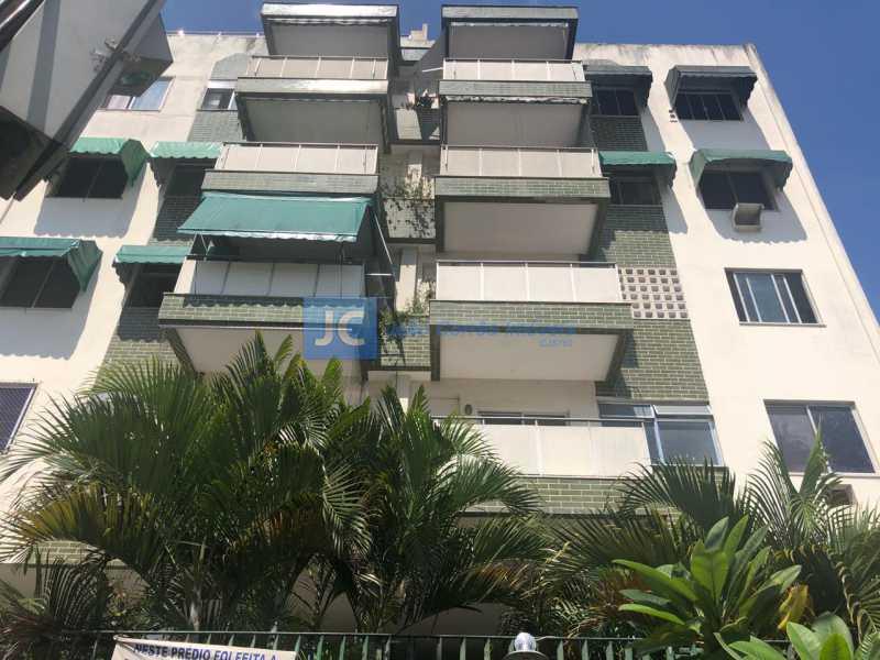 01 - Apartamento À Venda - Campinho - Rio de Janeiro - RJ - CBAP20216 - 1