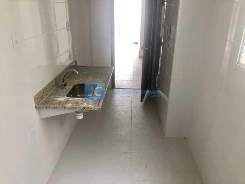 07 - Apartamento À Venda - Méier - Rio de Janeiro - RJ - CBAP20221 - 8