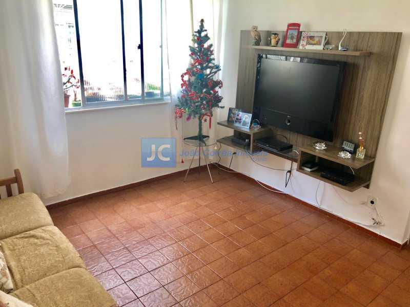 01 - Apartamento À Venda - Méier - Rio de Janeiro - RJ - CBAP20223 - 1