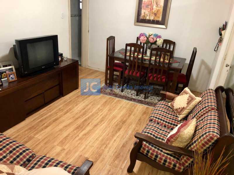 01 - Apartamento à venda Rua Conde de Bonfim,Tijuca, Rio de Janeiro - R$ 475.000 - CBAP30112 - 3
