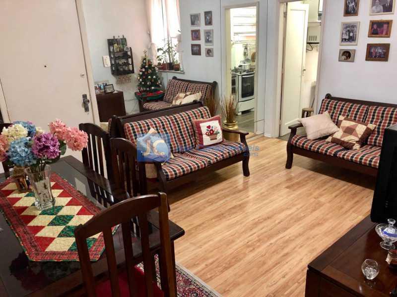 02 - Apartamento à venda Rua Conde de Bonfim,Tijuca, Rio de Janeiro - R$ 475.000 - CBAP30112 - 1