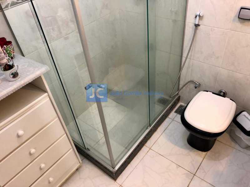 04 - Apartamento à venda Rua Conde de Bonfim,Tijuca, Rio de Janeiro - R$ 475.000 - CBAP30112 - 5
