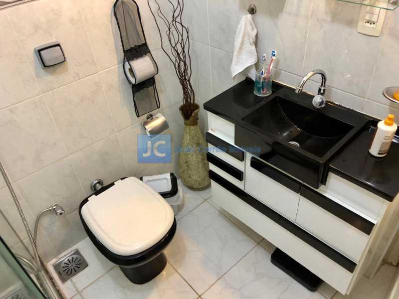 05 - Apartamento à venda Rua Conde de Bonfim,Tijuca, Rio de Janeiro - R$ 475.000 - CBAP30112 - 6