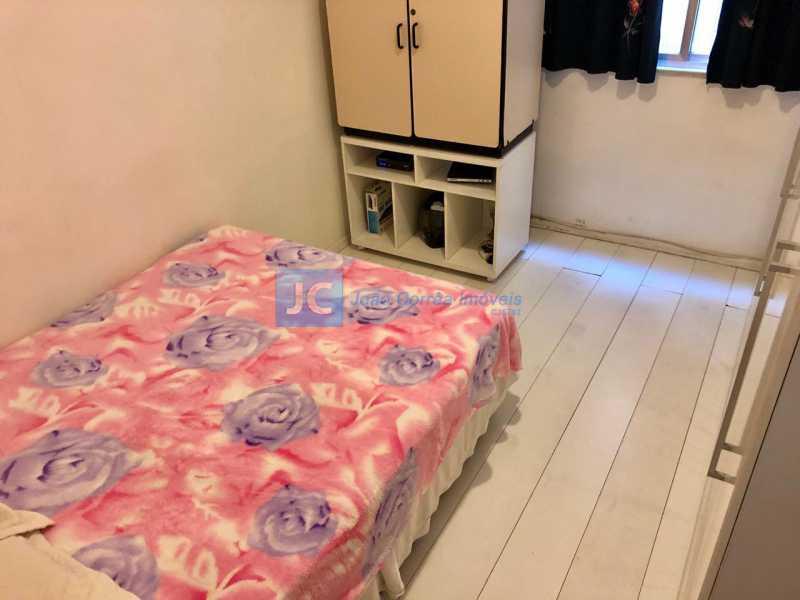 10 - Apartamento à venda Rua Conde de Bonfim,Tijuca, Rio de Janeiro - R$ 475.000 - CBAP30112 - 11