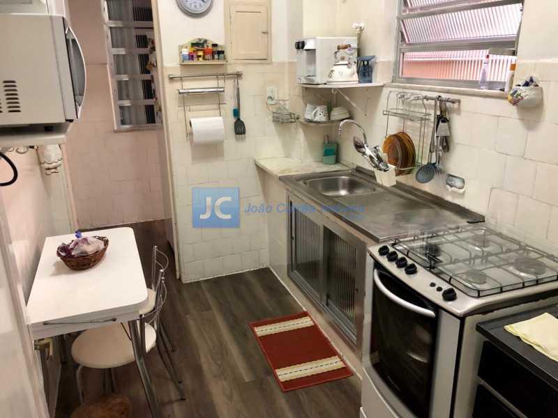 13 - Apartamento à venda Rua Conde de Bonfim,Tijuca, Rio de Janeiro - R$ 475.000 - CBAP30112 - 13