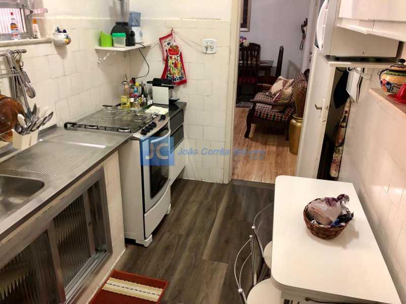 14 - Apartamento à venda Rua Conde de Bonfim,Tijuca, Rio de Janeiro - R$ 475.000 - CBAP30112 - 14