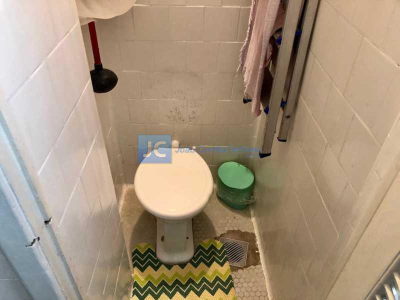 16 - Apartamento à venda Rua Conde de Bonfim,Tijuca, Rio de Janeiro - R$ 475.000 - CBAP30112 - 16