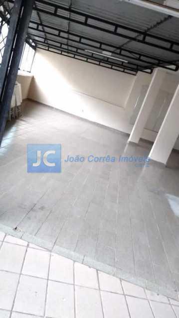 Salao Festas 2 - Apartamento à venda Rua Conde de Bonfim,Tijuca, Rio de Janeiro - R$ 475.000 - CBAP30112 - 19