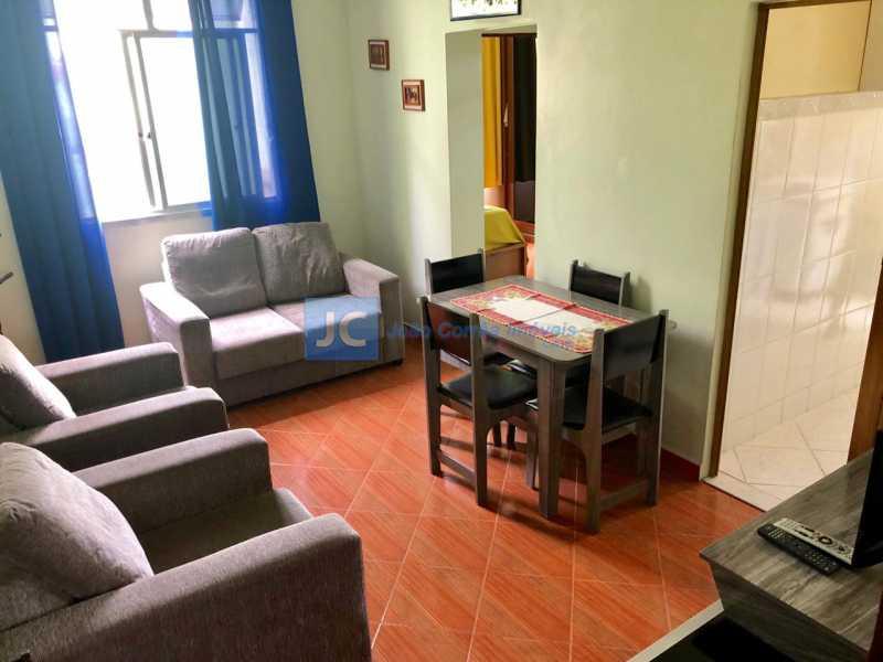 01 - Apartamento À Venda - Engenho de Dentro - Rio de Janeiro - RJ - CBAP10033 - 1