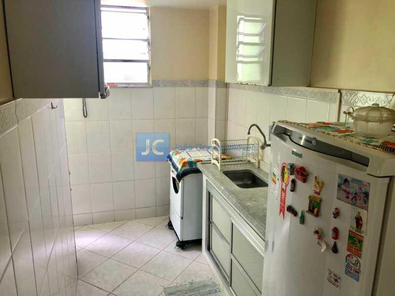 14 - Apartamento À Venda - Engenho de Dentro - Rio de Janeiro - RJ - CBAP10033 - 15
