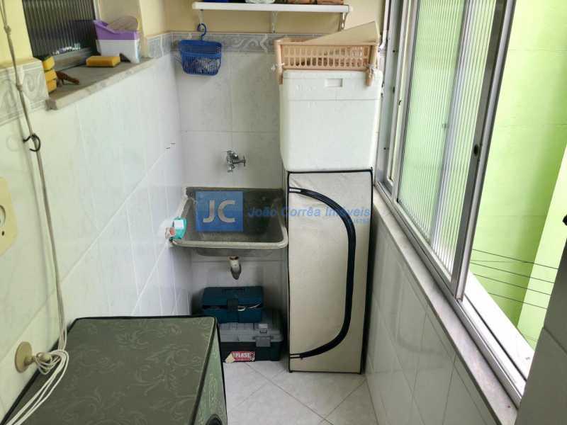 16 - Apartamento À Venda - Engenho de Dentro - Rio de Janeiro - RJ - CBAP10033 - 17