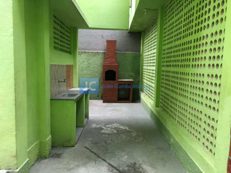 18 - Apartamento À Venda - Engenho de Dentro - Rio de Janeiro - RJ - CBAP10033 - 19