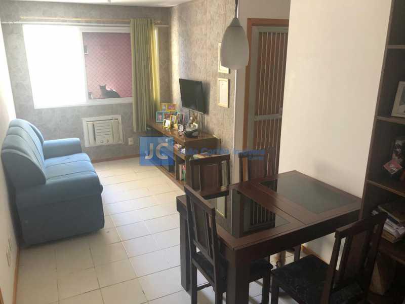 01 - Apartamento À Venda - Abolição - Rio de Janeiro - RJ - CBAP20232 - 3