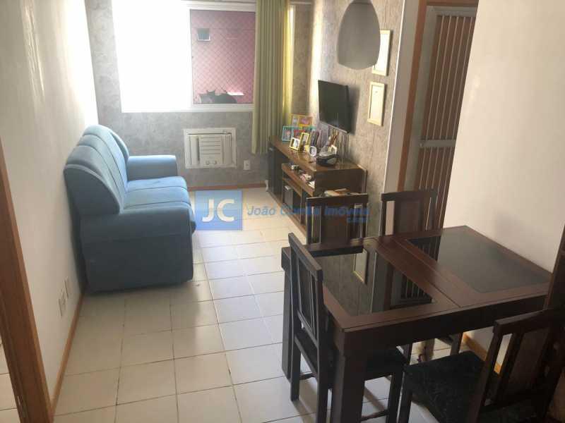 02 - Apartamento À Venda - Abolição - Rio de Janeiro - RJ - CBAP20232 - 4
