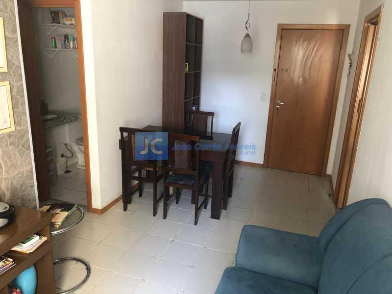 03 - Apartamento À Venda - Quintino Bocaiúva - Rio de Janeiro - RJ - CBAP20232 - 4