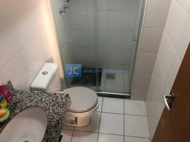 04 - Apartamento À Venda - Quintino Bocaiúva - Rio de Janeiro - RJ - CBAP20232 - 5