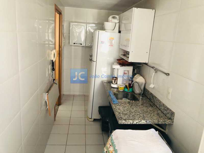 10 - Apartamento À Venda - Quintino Bocaiúva - Rio de Janeiro - RJ - CBAP20232 - 11
