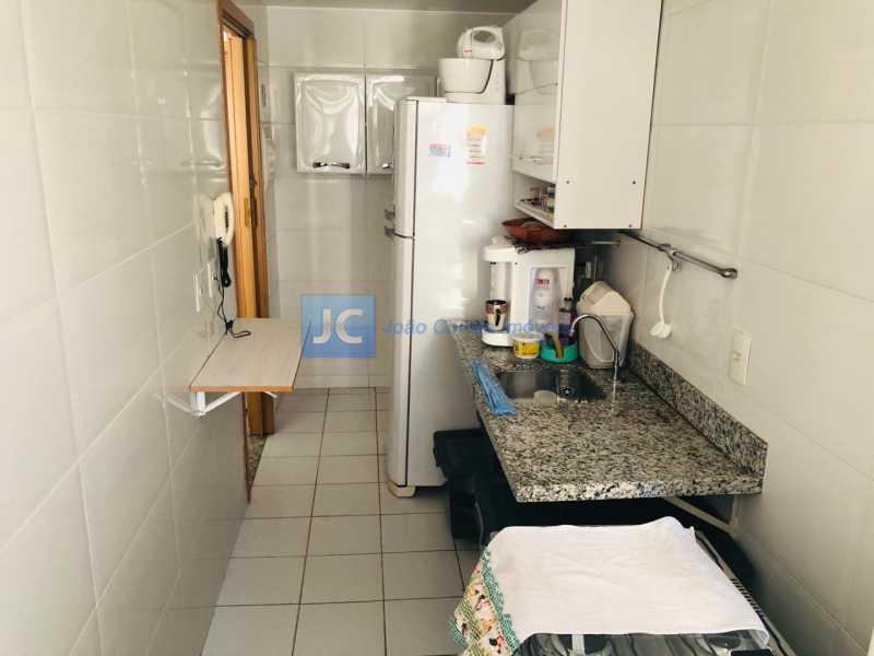 11 - Apartamento À Venda - Quintino Bocaiúva - Rio de Janeiro - RJ - CBAP20232 - 12