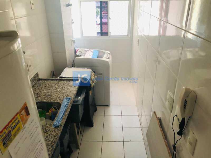 12 - Apartamento À Venda - Quintino Bocaiúva - Rio de Janeiro - RJ - CBAP20232 - 13