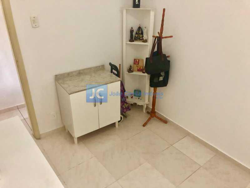 11 - Apartamento À Venda - Méier - Rio de Janeiro - RJ - CBAP20242 - 12