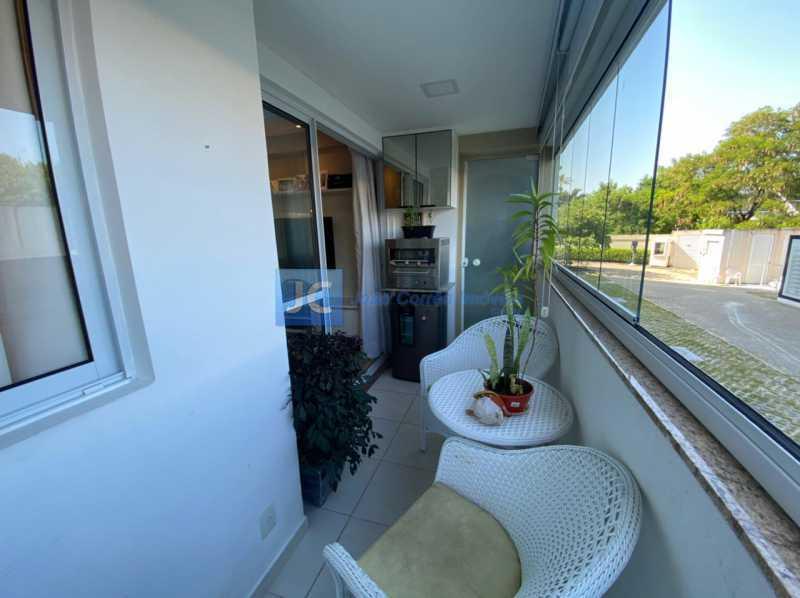 3varanda - Apartamento à venda Estrada Benvindo de Novais,Recreio dos Bandeirantes, Rio de Janeiro - R$ 535.000 - CBAP30118 - 4