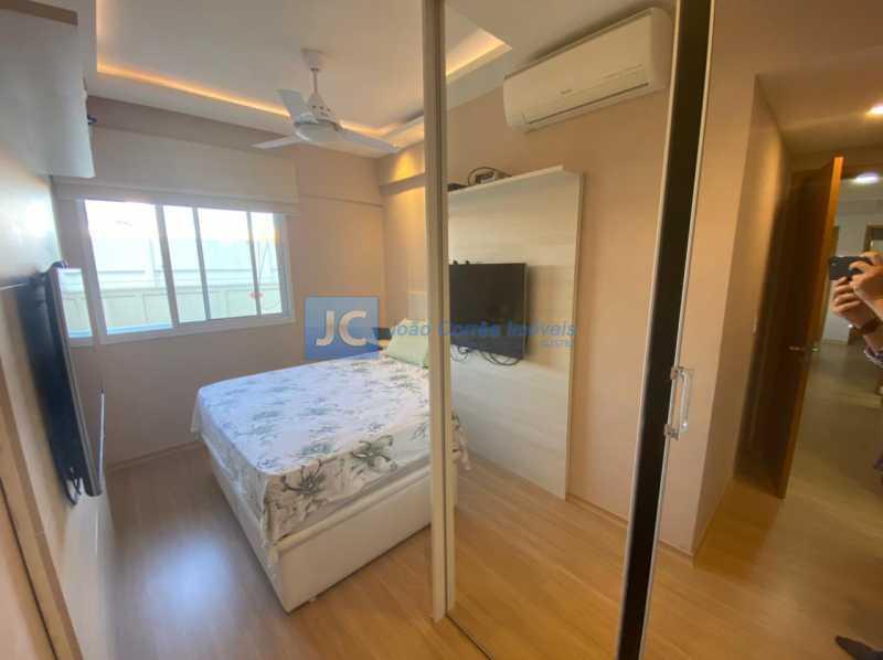 4quarto suite - Apartamento à venda Estrada Benvindo de Novais,Recreio dos Bandeirantes, Rio de Janeiro - R$ 535.000 - CBAP30118 - 5