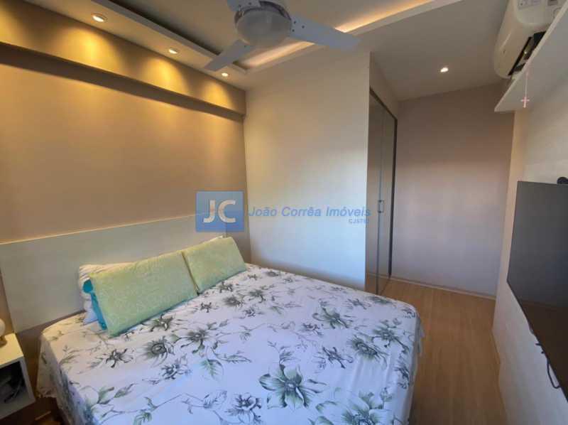 5quarto suite - Apartamento à venda Estrada Benvindo de Novais,Recreio dos Bandeirantes, Rio de Janeiro - R$ 535.000 - CBAP30118 - 6