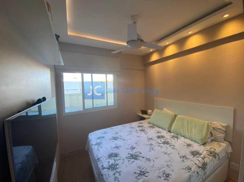 6quarto suite - Apartamento à venda Estrada Benvindo de Novais,Recreio dos Bandeirantes, Rio de Janeiro - R$ 535.000 - CBAP30118 - 7