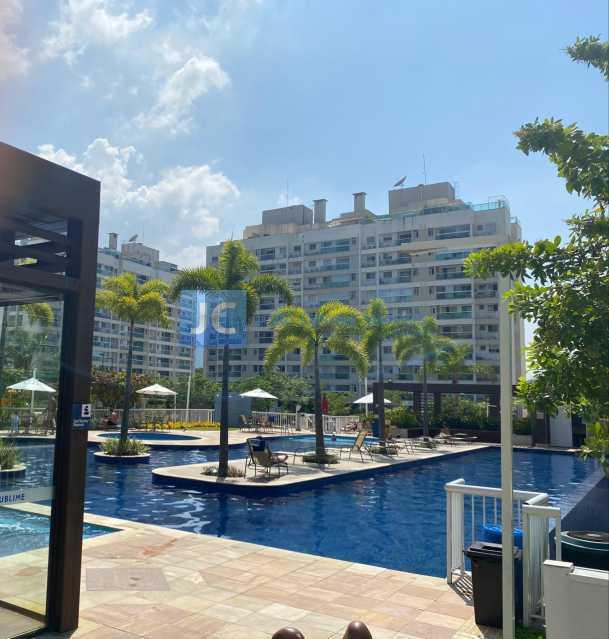 19 - Apartamento à venda Estrada Benvindo de Novais,Recreio dos Bandeirantes, Rio de Janeiro - R$ 535.000 - CBAP30118 - 19