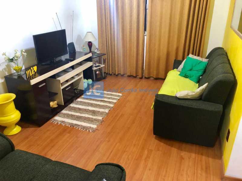 01 - Apartamento à venda Rua Borja Reis,Engenho de Dentro, Rio de Janeiro - R$ 250.000 - CBAP20247 - 3