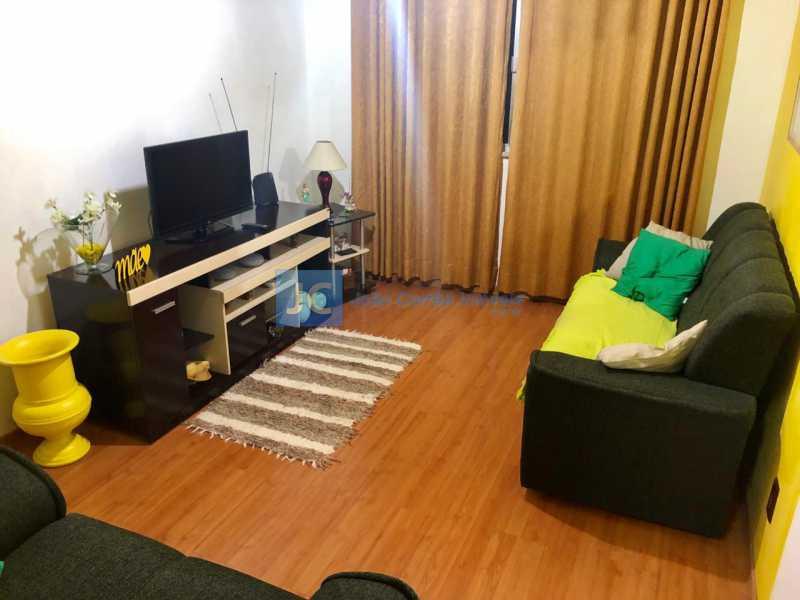 02 - Apartamento à venda Rua Borja Reis,Engenho de Dentro, Rio de Janeiro - R$ 250.000 - CBAP20247 - 4