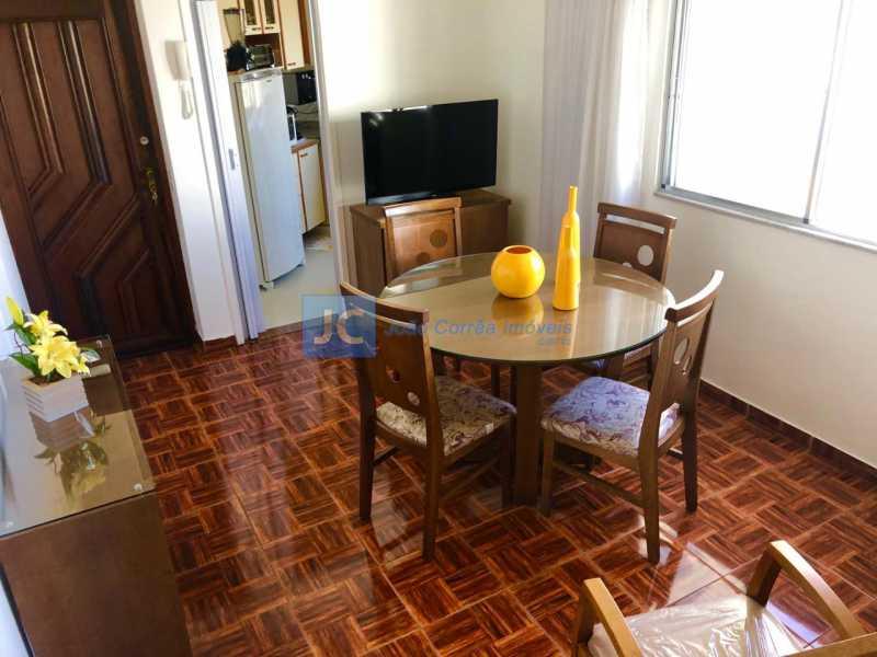 01 - Apartamento À Venda - Jacarepaguá - Rio de Janeiro - RJ - CBAP20250 - 3