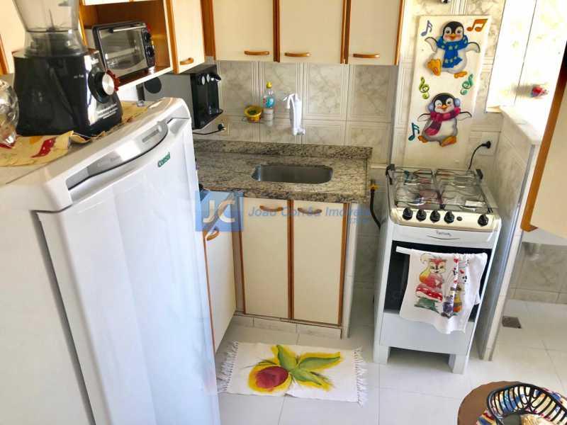 12 - Apartamento À Venda - Jacarepaguá - Rio de Janeiro - RJ - CBAP20250 - 13