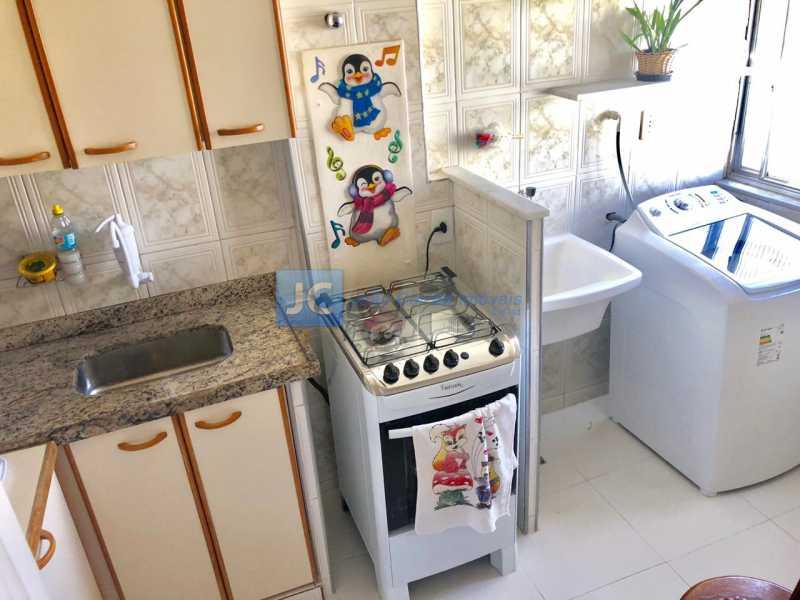 13 - Apartamento À Venda - Jacarepaguá - Rio de Janeiro - RJ - CBAP20250 - 14