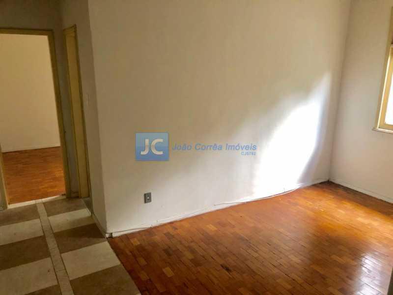 04 - Apartamento Rua Alfredo Reis,Piedade, Rio de Janeiro, RJ À Venda, 1 Quarto, 46m² - CBAP10035 - 5