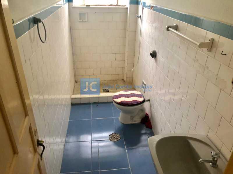 06 - Apartamento Rua Alfredo Reis,Piedade, Rio de Janeiro, RJ À Venda, 1 Quarto, 46m² - CBAP10035 - 7