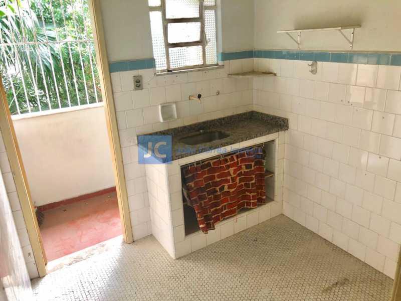 09 - Apartamento Rua Alfredo Reis,Piedade, Rio de Janeiro, RJ À Venda, 1 Quarto, 46m² - CBAP10035 - 10
