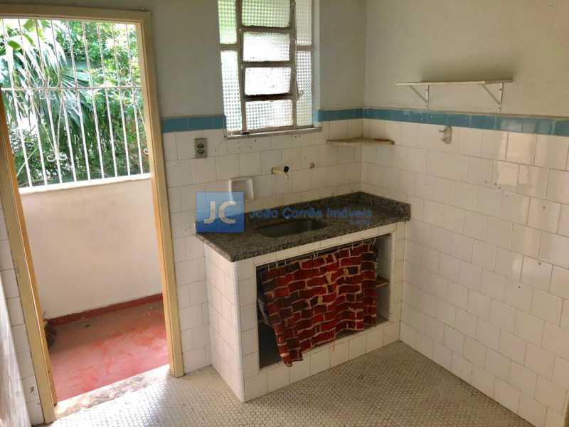 10 - Apartamento Rua Alfredo Reis,Piedade, Rio de Janeiro, RJ À Venda, 1 Quarto, 46m² - CBAP10035 - 11