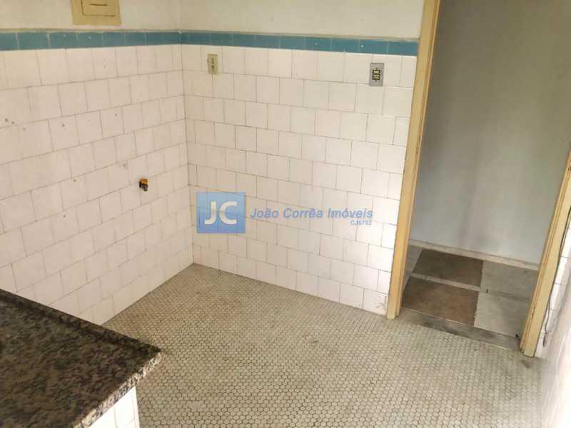 11 - Apartamento Rua Alfredo Reis,Piedade, Rio de Janeiro, RJ À Venda, 1 Quarto, 46m² - CBAP10035 - 12