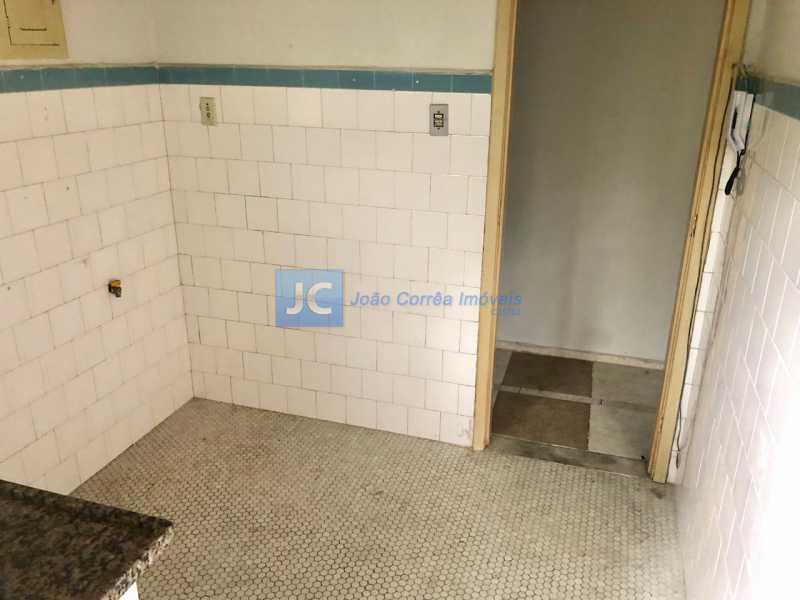 12 - Apartamento Rua Alfredo Reis,Piedade, Rio de Janeiro, RJ À Venda, 1 Quarto, 46m² - CBAP10035 - 13